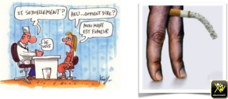 Tabac et sexualite